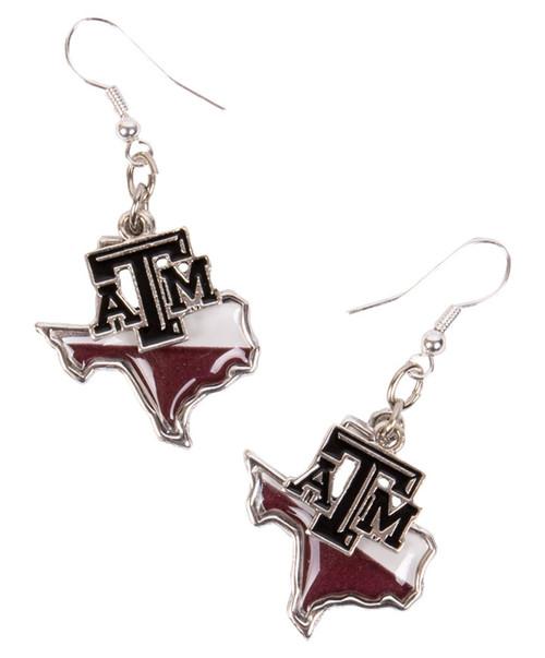 Texas A&M Aggies Tara Collection Earrings