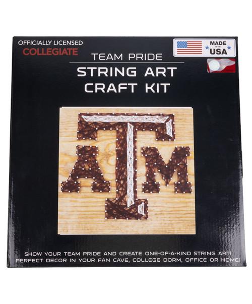 Texas A&M String Art Kit