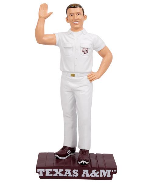 Texas A&M Aggies Custom Yell Leader Statue