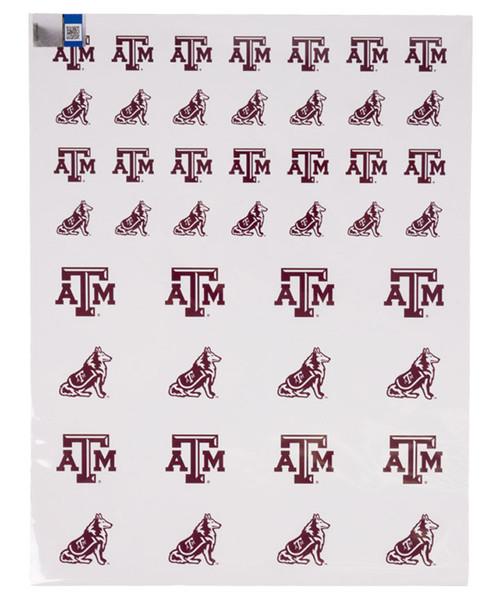 Texas A&M Aggies Stickers