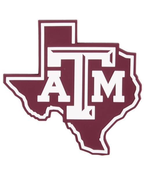Texas A&M Aggies Lonestar Logo Flexible Magnet