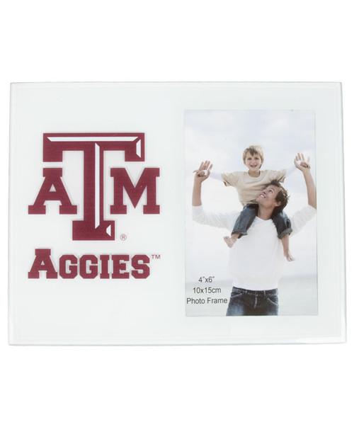 Texas A&M Aggies Glass Photo Frame