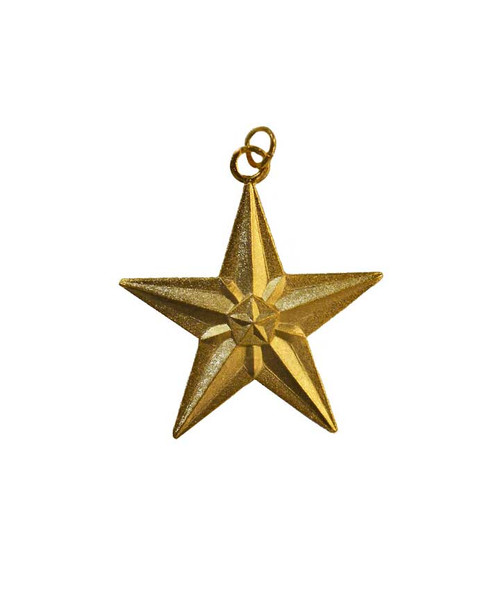 Texas A&M Corps of Cadets Gold Star Medal