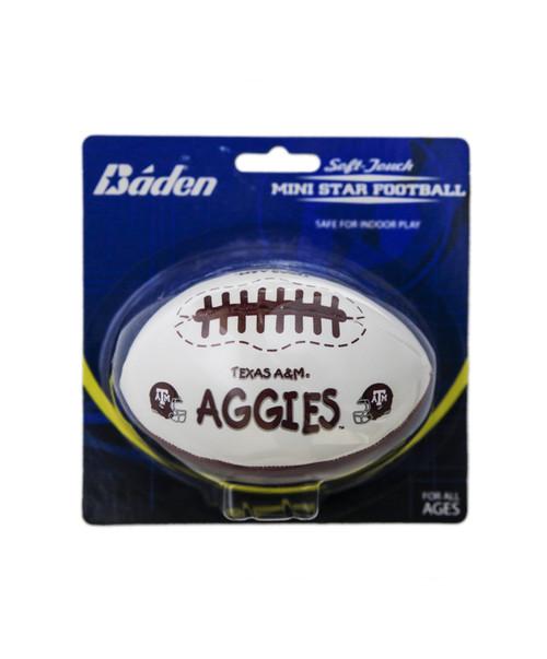 Texas A&M Aggies Mini Star Foam Football