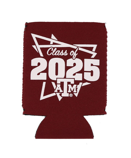 Texas A&M Aggies Class Of 2025 Koozie