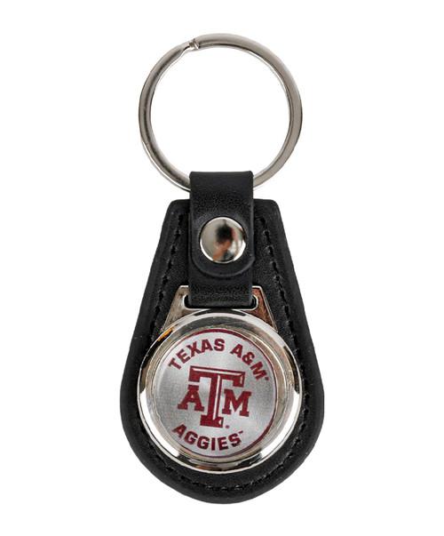 Texas A&M Aggies Leather Key Fob