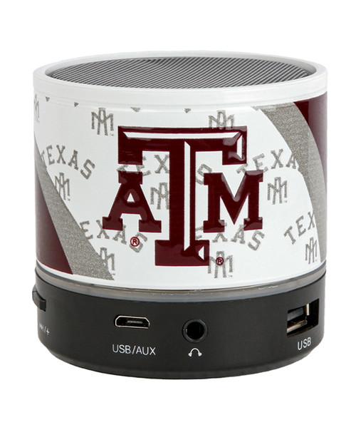 Texas A&M Aggies Wireless Speaker