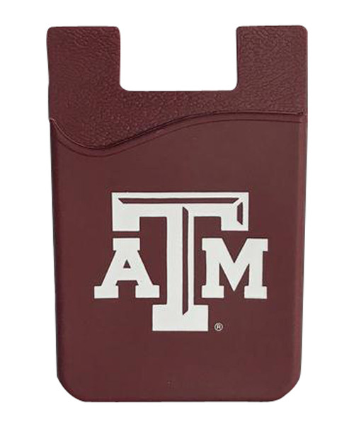 Maroon Cell Phone Wallet