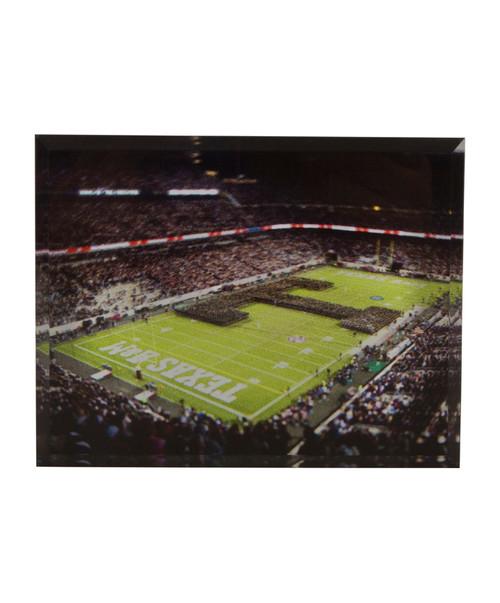 Texas A&M Aggies Kyle Field Football Stadium Paperweight
