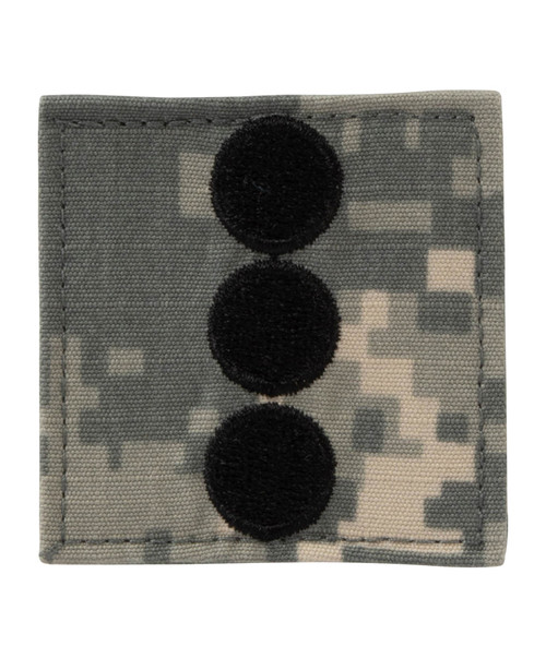 Texas A&M Corps of Cadets Captain ACU Rank Pair