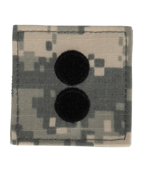 Texas A&M Corps of Cadets 1st Lietenant ACU Rank Pair