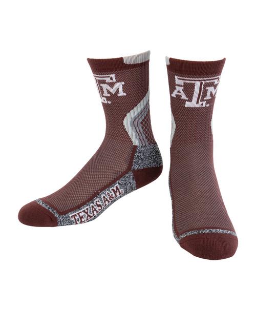 Texas A&M Aggies FBF Socks