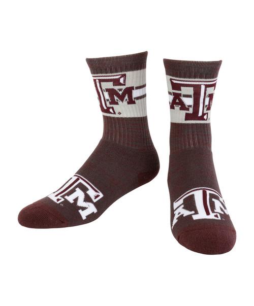 Texas A&M Aggies First String Socks
