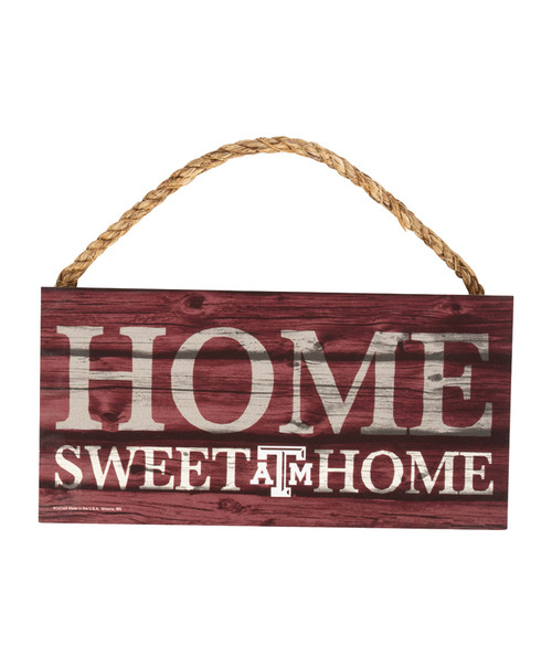Home Sweet Home Sign 5x10