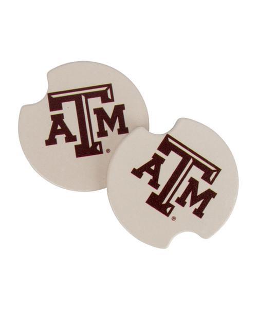 Texas A&M Aggies ATM Car Coaster