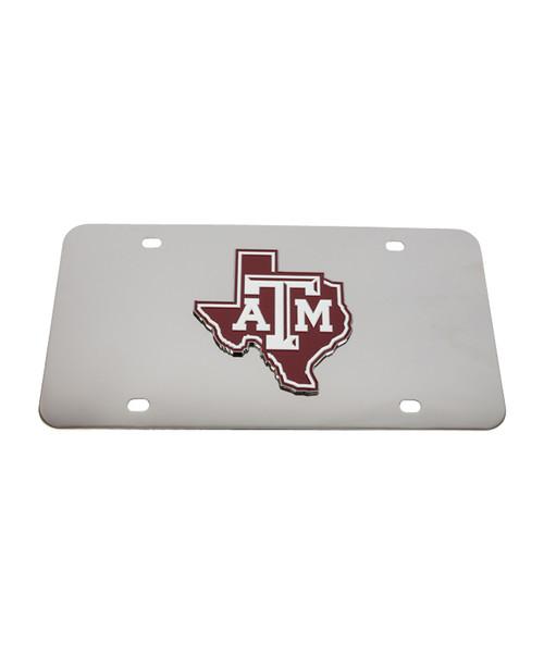 ATM Diecast License Plate