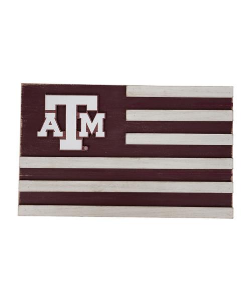 Texas A&M Aggies Logo American Sign
