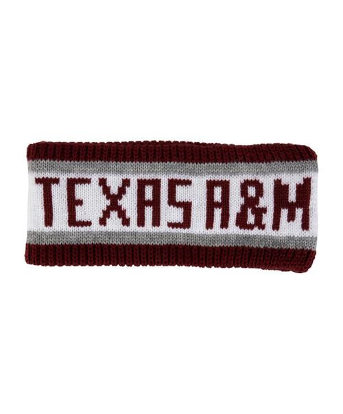 Texas A&M Aggies Spirit Retro Earband
