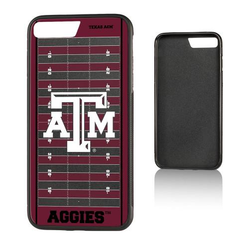 Texas A&M Aggies Football Field Iphone 7+/8+  Bumper Case