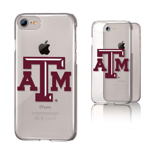 Texas A&M Aggies Insignia iPhone 7 /8 Clear Slim Case