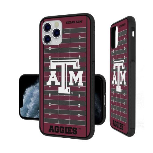 Texas A&M Aggies Football Field iPhone 11 Pro Bumper Case