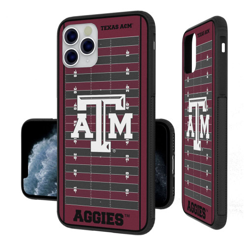 Texas A&M Aggies Football Field iPhone 11 Pro Max Bumper Case