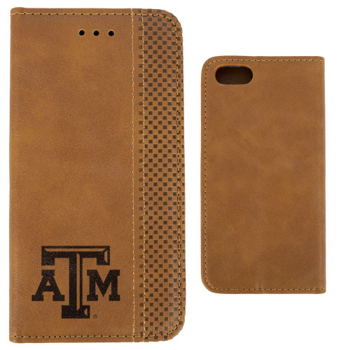 Woodburned Folio iPhone 8/7 Case