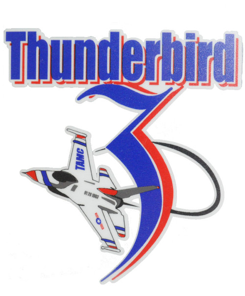 Texas A&M Corps Of Cadets SQ-3 Thunderbird Car Decal
