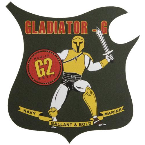 G-2 Sticker