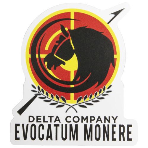 Delta Company Sticker