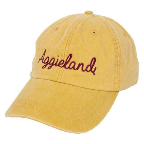 Texas A&M Aggies Aggieland Mustard Cap