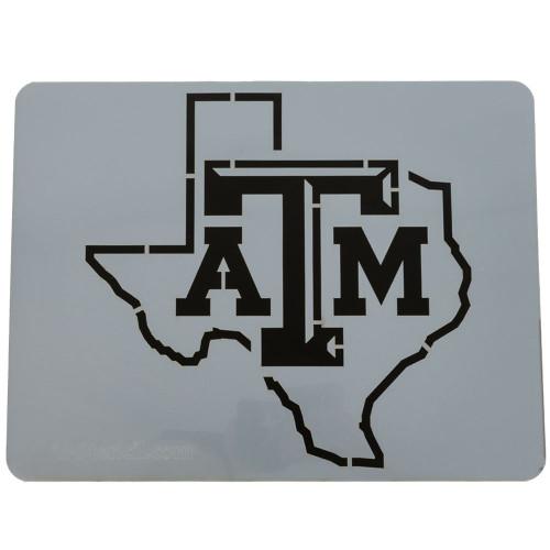 Texas A&M Aggies Lonestar Mini Stencil