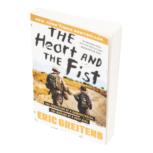 Texas A&M Corps of Cadets heart and the Fist Novel