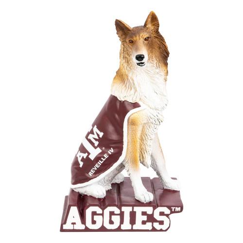 Texas A&M Mascot Statue