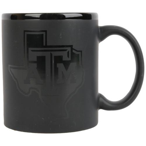 Lonestar Black Coffee Mug