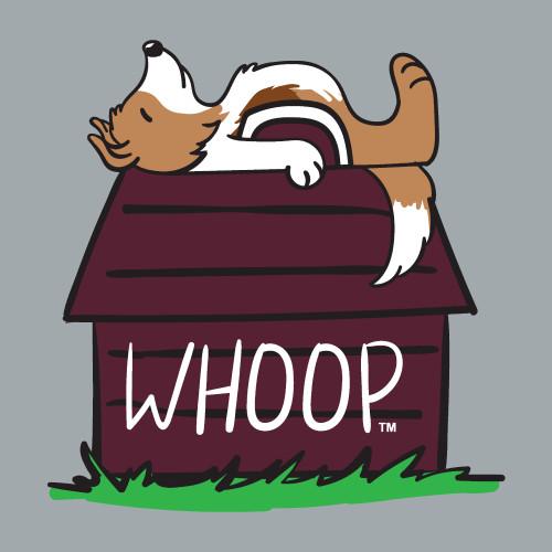 Texas A&M Aggies 4 x 4 Reveille Whoop Barn Decal