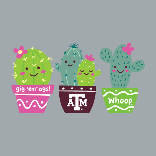 Texas A&M Aggies 6 x 3.25 Succa For The Ags Decal