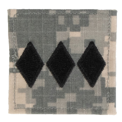 Texas A&M Corps of Cadets Colonel ACU Rank Pair