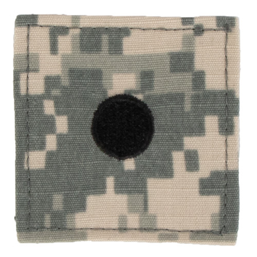 Texas A&M Corps of Cadets 2nd Lietenant ACU Rank Pair
