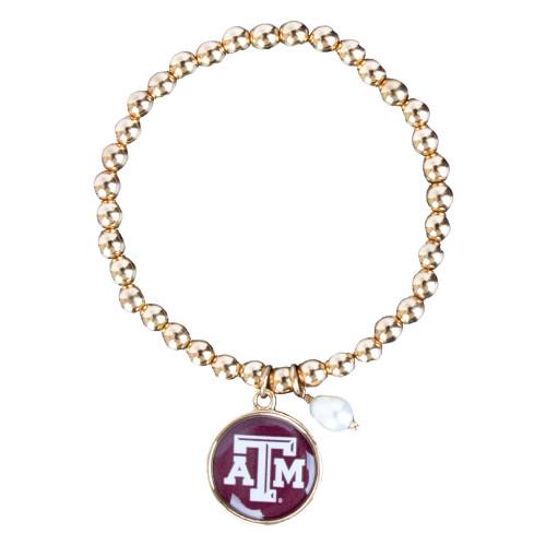Texas A&M Aggies Diana Bracelet