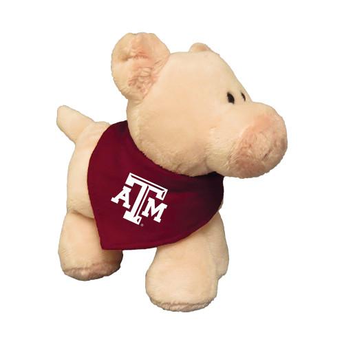 "6"" Short Stack Plush Pig"