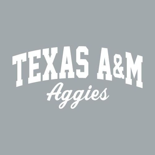 Arch TX AM Aggies Decal