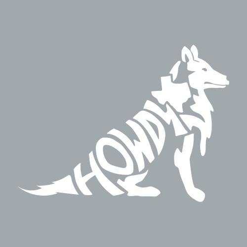 Howdy Reveille Decal