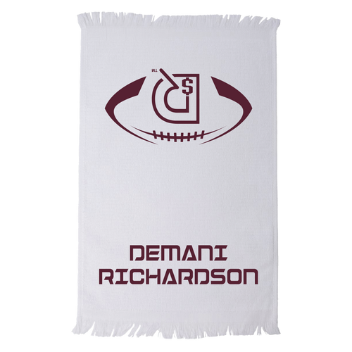 Demani Richardson Towel