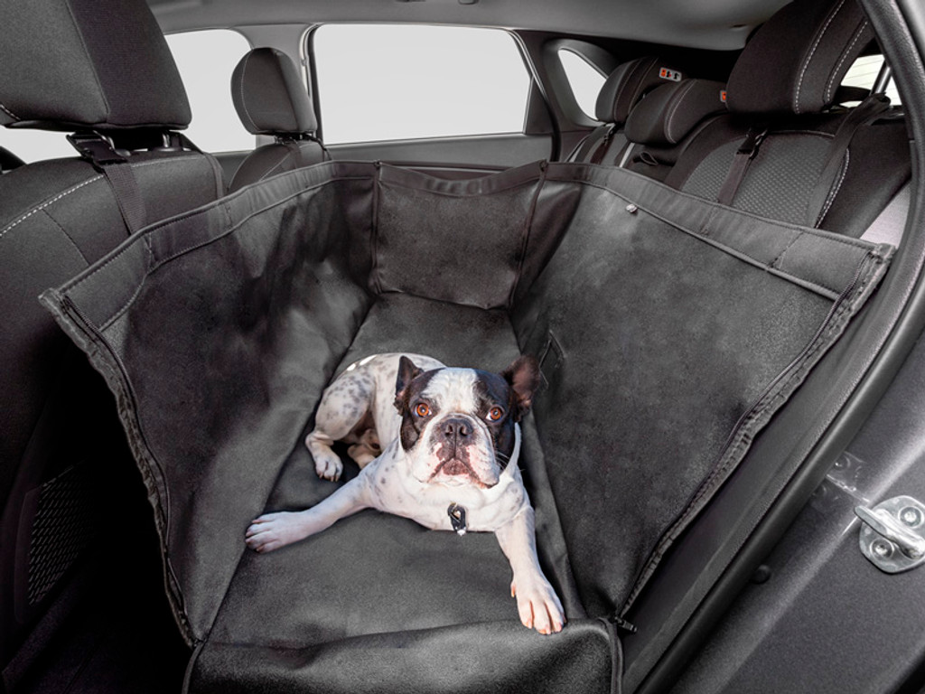 Rear Safety Pet Seat Cover - Part no. HYC0A10APH00