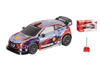 WRC Motorsport i20 RC Car 1:28 - Part no. HYHMS6700