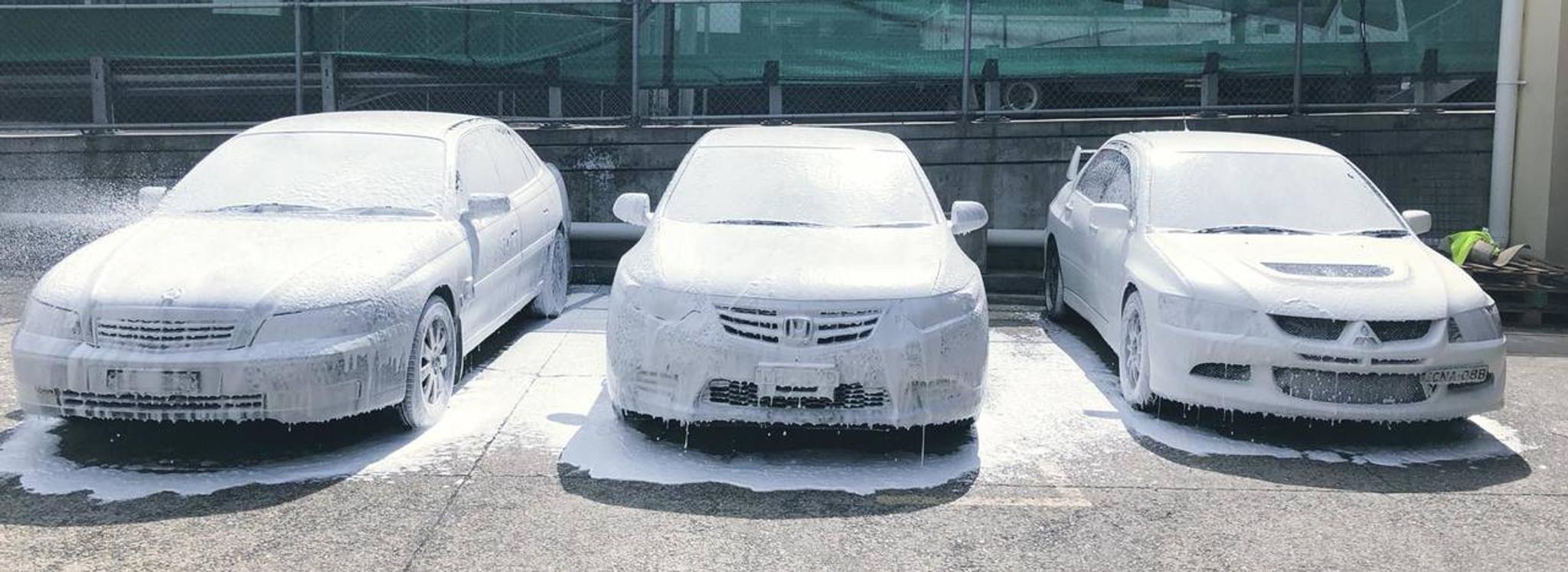 Polar Blast Snow Foam 2 5l Part No Ngaurpb002 5 Phil Gilbert Hyundai