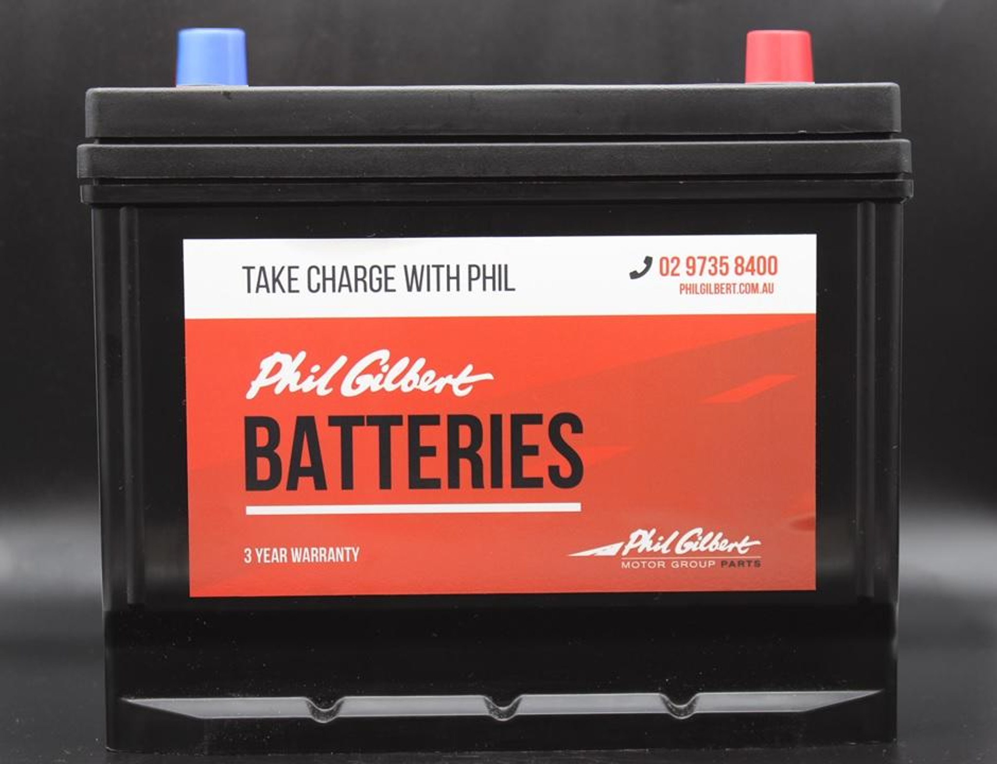Sealed Maintenance Free Battery 375cca Part No Hycmf40l