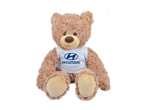 Hyundai Motorsport Plush Teddy - Part no. HY63462HYPTB