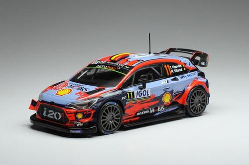 WRC #11 Hyundai i20 Coupe WRC - Part no. HY1OVA184001